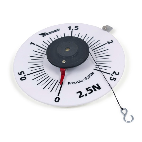 Dinamômetro Circular 2,5N