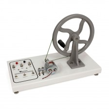 Manual Electric Generator with Blackout